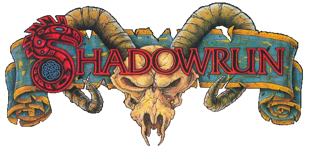Image result for shadowrun snes logo